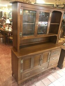 Cushman Hard Rock Maple Hutch