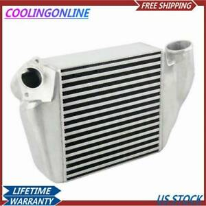 Top Mount Intercooler For Subaru 05 09 Legacy Gt 08 14 Wrx 09 13 Forester Xt