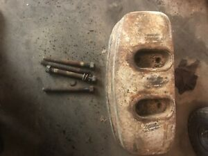 Ford 4000 5000 7000 Factory Ford Front Weights