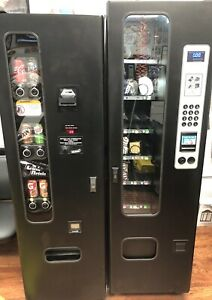 Slim Drink Slim Snack Vending Machines