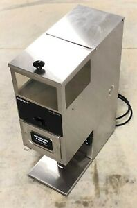 Bunn G9t Hd Stainless Steel Tall Single Hopper Portion Control Coffee Grinder