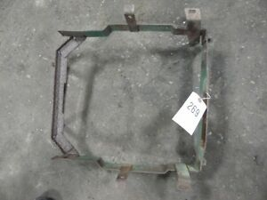 John Deere 1010 Tractor Radiator Support Bracket Tag 269