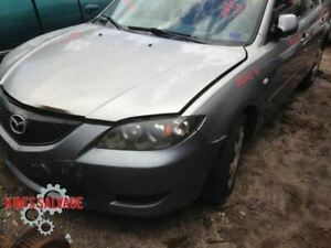 Trunk hatch tailgate Sedan Without Spoiler Fits 2004 2006 Mazda 3 118569