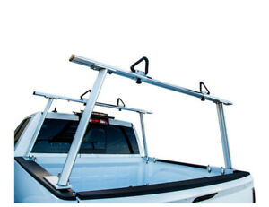 Buyers Products 1501675 Aluminum Truck Rack Clear