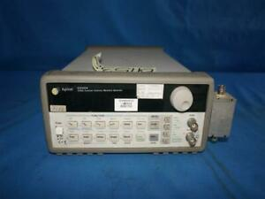 Hp Agilent 33120a 15mhz Function arbitrary Waveform Generator As Is