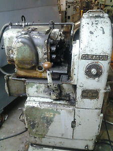 Gleason 3 Bevel Gear Planer Very Well Tooled