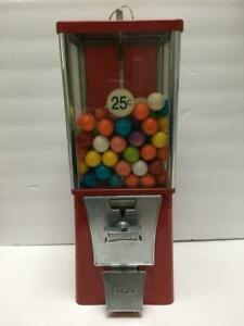 Eagle Gumball Machine Candy Toy Bulk Vending Machine Red Dispenser