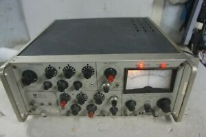 Princeton Applied Research116 Differential Preamp 124a