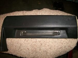 Amx Javelin Rt Side Dash Crash Pad W Grab Bar