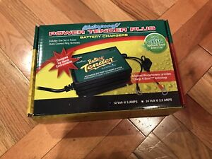 New In Box Battery Tender 022 0157 1 Power Tender Plus 12v 5 Amp Waterproof