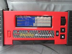Snap on Mtg2500 6 0 Color Graphing Diagnostic Scanner Body