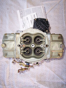 Holley 0 80497 4150 Hp950 Carburetor