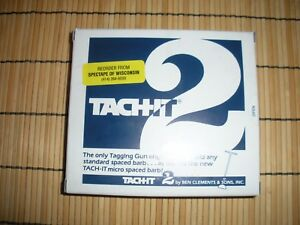 Tach it 2 Marking Gun Clothing Garment Marking Tagging