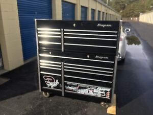Snap On Top And Bottom Dale Earnhardt Tool Box