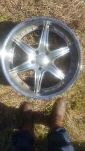 One 1 More Available Liquid Metal Motorsports 22 Inch Rim