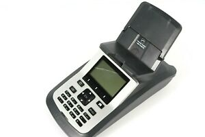 Tellermate T ix 3500 Money Counter Counting Machine W o Battery