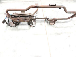2002 Chevrolet 02 Cavalier Steel Frame Under Dash
