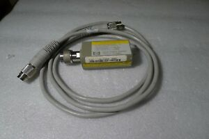 Hp Agilent 8482a Power Sensor 100khz 4 2ghz