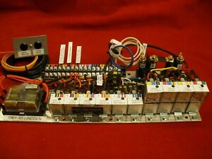 1958 67 Lincoln Convertible Relays Lincoln Convertible Parts