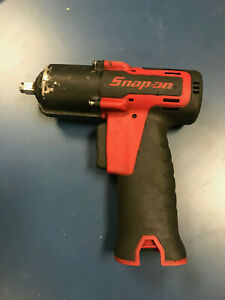 Snap On 14 4v 3 8 Drive Microlithium Cordless Impact Wrench Ct761