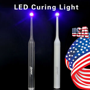 Dental Led Cordless Curing Light Lamp 2300mw c Mouthpiece For Woodpecker Iled