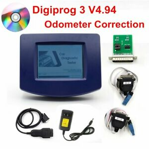 Car Odometer Correction Digiprog Iii Obd Cable Digiprog3 Obd V4 94 Correct Us
