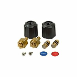 Fieldpiece Rsmank6 Replacement Valve And Knob Kit For Sman2 3 Manifolds