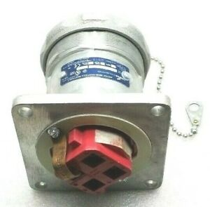 New Crouse hinds Ar 648 Arktite Series Receptacle Type 3r Cooper 60a