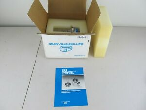 Granville Phillips 274 Ionization Gauge 274042 Dual Thoria coated Ir Filament