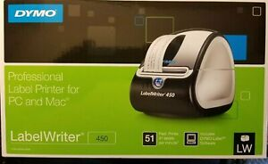 Dymo Labelwriter 450 Label Thermal Printer New Open Box