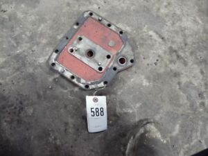International Harvester 1066 Tractor Panel Part 675361 c1 Tag 588