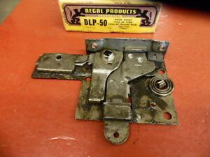 1935 1936 Ford 1935 1936 1937 Dodge Chrysler Plymouth Right Front Door Lock Nors