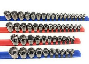 New Craftsman Tools Sae 12 point 1 2 Dr Socket Set 5 8 To 1 1 4 Made In Usa