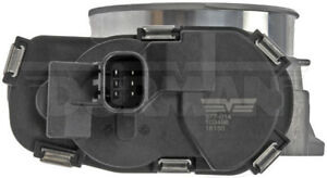 Fuel Injection Throttle Body Fits 07 08 Chevrolet Tahoe W4500 Tiltmaster
