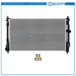 Aluminum Radiator Cu2951 For 2007 2013 Dodge Caliber Jeep Patriot Chrysler 200