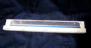 Electric Paper Cutter Blade 17 7 18 450mm 450vs Ec17 blade With Carrier wow