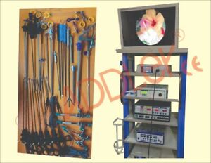 Laparoscopy Stryker 1288 System With Surgical Instrument