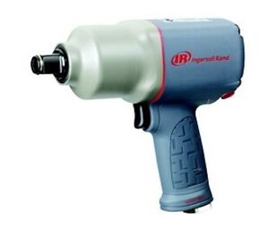 New Ingersoll Rand 2145qimax 3 4 Inch Compsosite Quiet Impact Wrench Air Tool