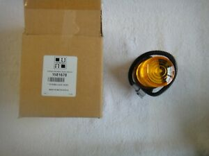 Nib Hyster Tomar Microstrobe Light Assembly Amber 1581670 Hy1581670 470s 1280