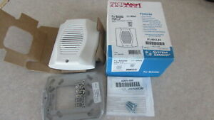 System Sensor Hw lf 2 wire Low Frequency Sounder 12 24 Vdc Nib White