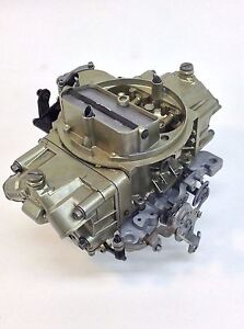 Holley Carburetor List 3310 4 Bbl 750 Cfm V8 Manual Choke Vacuum Secondary