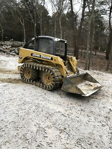 2006 John Deere 240 Series Ii Skid Steer Many New Parts Very Nice Machine