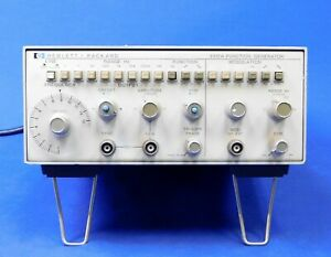 Agilent Hp Keysight 3312a Function Generator 0 1hz 13 Mhz Untested Item As Is