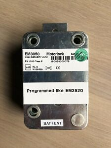 Electronic Motor Safe Lock Grade B Lagard Sargent Replacement