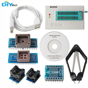 Minipro Tl866cs Universal Prgrammer Usb Bios Programme With Adapter Usb Cable Cd