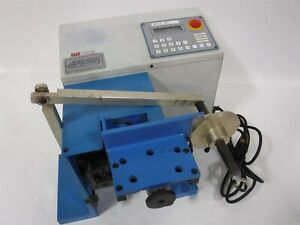 Used Aps Automation Production Systems E 300 Radial Lead Trimmer 3d