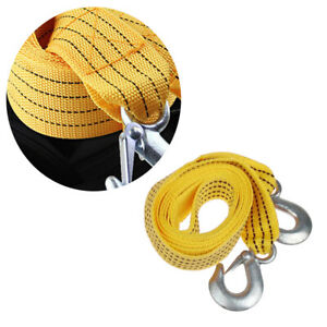 1pc Nylon Outdoor Practical Portable Durable Winch Cable Emergency Kit For Truck