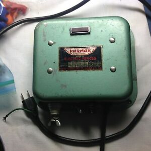 Parmak Fence Charger Vintage Electric Fence 110 Volt 60 Cycle
