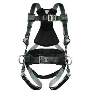 S m Miller By Honeywell Revolution Safety Work Harness Rdt qc bdp s mbk