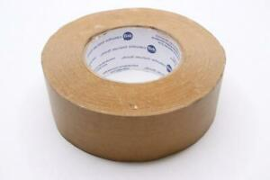Qty 6 Rolls Intertape 530 Utility grade Flat Back Packaging Tape 2 X 60 Yd